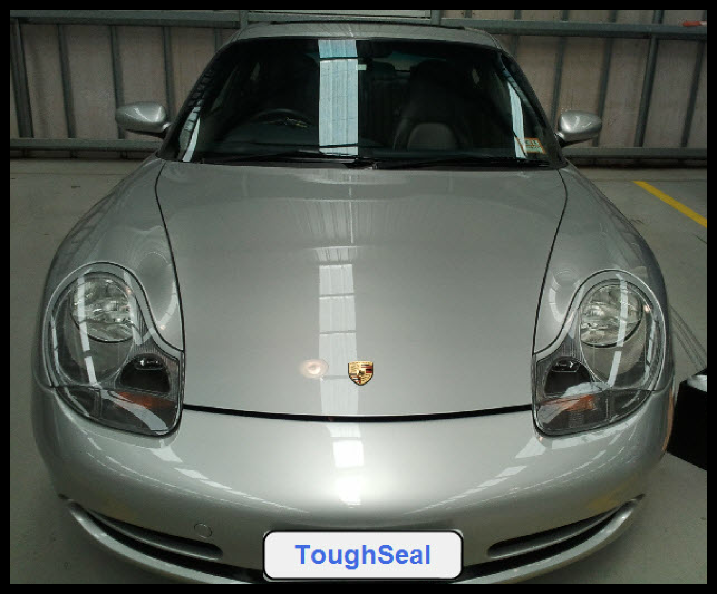 toughseal paint protection bendigo
